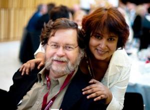 Taslima Nasrin och P Z Myers